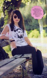 Πένυ Σκάρου: Η πρώτη φωτογραφία της μετά τον ακρωτηριασμό της