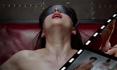 Οι πιο σέξι σκηνές των «Πενήντα Αποχρώσεων του Γκρι»