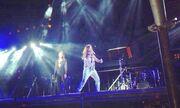 Άννα Βίσση: Τελευταίες πρόβες πριν την αποψινή της συναυλία στη Μύκονο (φωτο)