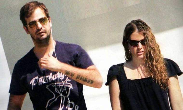 Μόνο εδώ: Γέννησε η Χρυσή Βαρδινογιάννη. Ο Νίνο και η πανέμορφη κορούλα τους (Nassos blog)