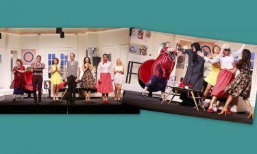 Εντυπωσιακή πρεμιέρα για το «Δεν θα με τρελάνεις εσύ.. Εμένα!» στο θέατρο «Αθηνά»