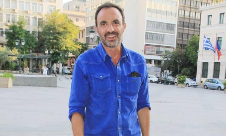 Νίκος Αλιάγας: «Προτιμώ να φωτογραφίζω παρά να με φωτογραφίζουν»