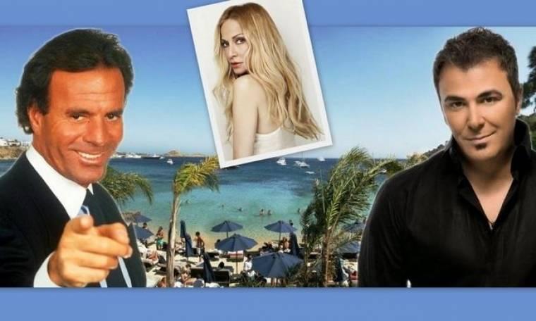 Αντώνης Ρέμος: Η φιλία με την Άννα Βίσση και το «πάντρεμα» με τον Ιγκλέσιας!