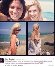 Ράνια Θρασκιά: Απέκτησε « κορμί» και μας το δείχνει!