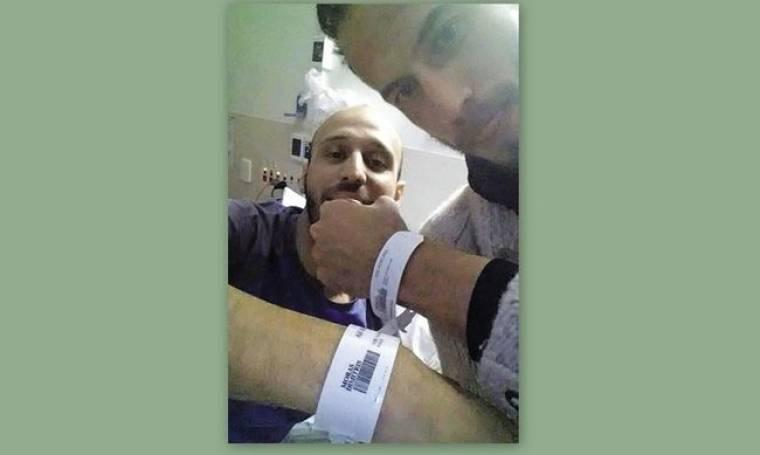 Βαγγέλης Μόρας: Στην Μελβούρνη για να δώσει μόσχευμα στον αδελφό του