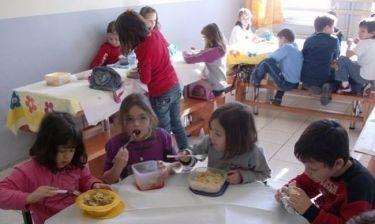 Ολοήμερα Δημοτικά Σχολεία: Δωρεάν γεύμα στους μαθητές τους από τον Δήμο Αθηναίων και το υπουργείο Παιδείας