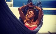 Στέλλα Καλλή: Κοιμήθηκε στην αιώρα