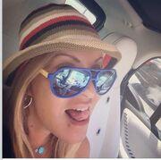 Η selfie της Ναταλίας Γερμανού!