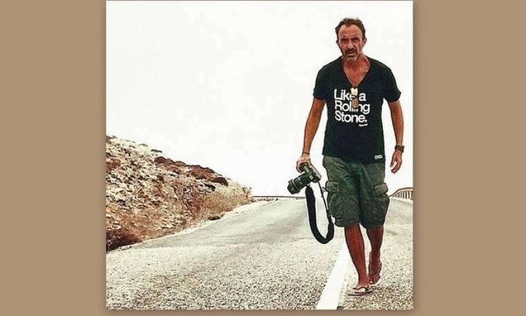 Ο Αλιάγας απολαμβάνει τις διακοπές του στην Ελλάδα