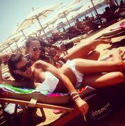 Χριστίνα Κολέτσα: Αναστάτωσε την παραλία