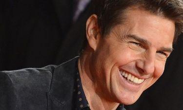 Tom Cruise: «Νιώθω τυχερός»