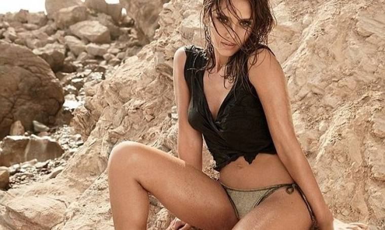 Jessica Alba: Η νέα σούπερ σέξι φωτογράφησή της!