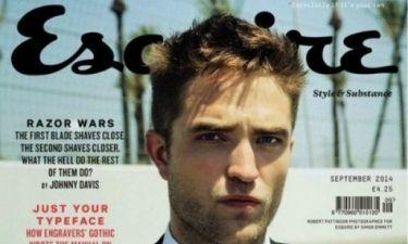 Robert Pattinson: Μιλά για το χωρισμό με την Kristen Stewart και πετά το «μπινελίκι» του