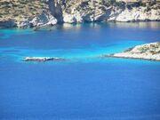Ένα νησί για την… Κατερίνα Λάσπα!