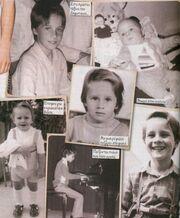 Ήταν άγγελος από μικρός!