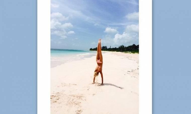 Αν ήμασταν κι εμείς στις Μπαχάμες αυτό θα κάναμε