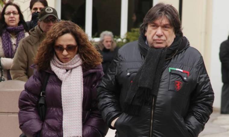 Γλυκερία: Μιλάει πρώτη φορά για τον σύζυγό της Στέλιο Φωτιάδη