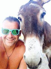 Γιώργος Λιάγκας: Δεν θα πιστεύετε με ποιον έβγαλε selfie!