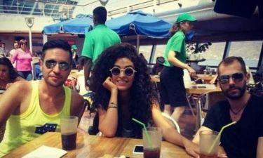 Ελένη Φουρέιρα: Φοιτητική κρουαζιέρα σε Αιγαίο και Τουρκία