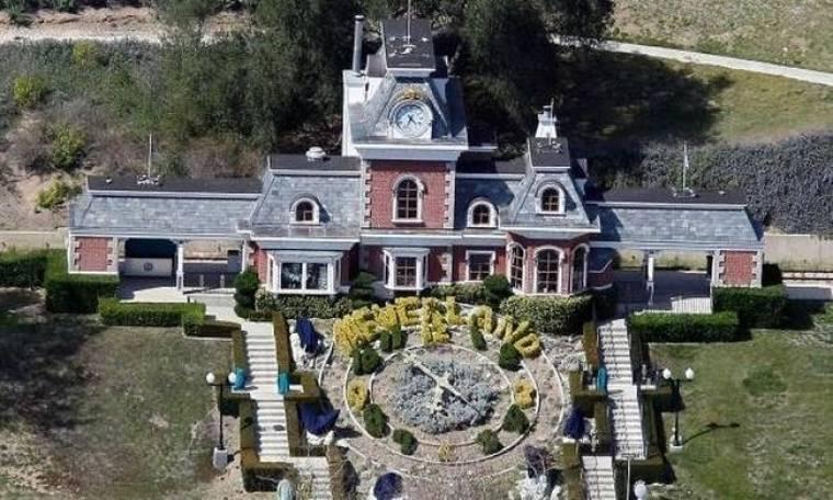 Πωλείται η Neverland!