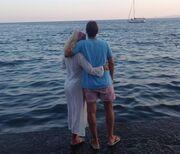 Μενεγάκη-Παντζόπουλος: Οι πιο τρυφερές στιγμές τους και τα λόγια αγάπης