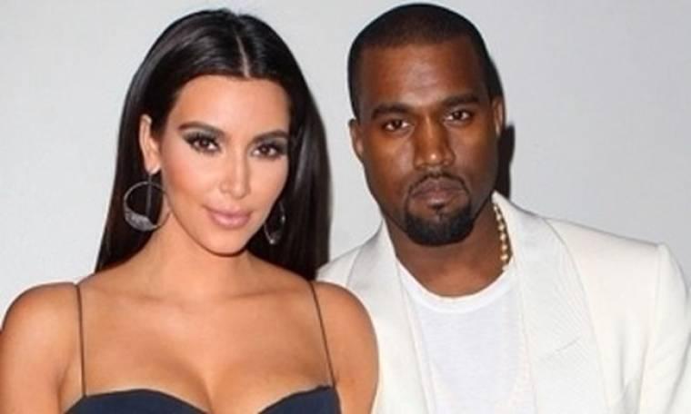 Δείτε τον Kanye West και την Kim Kardhashian στο κρεβάτι