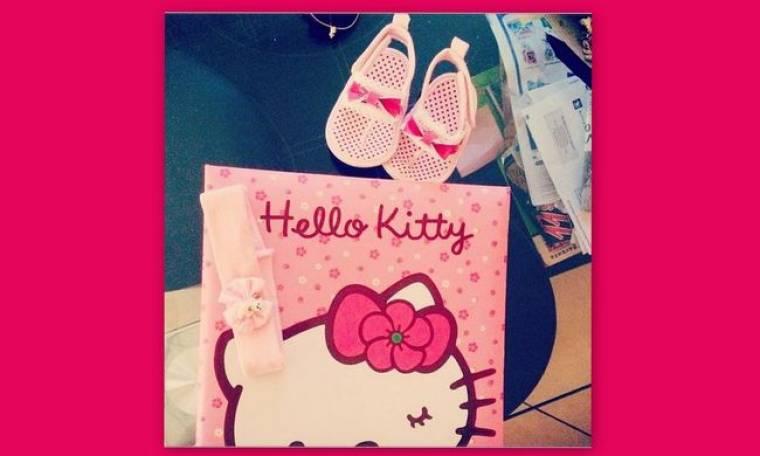 Πήγε για ψώνια για την κόρη της!