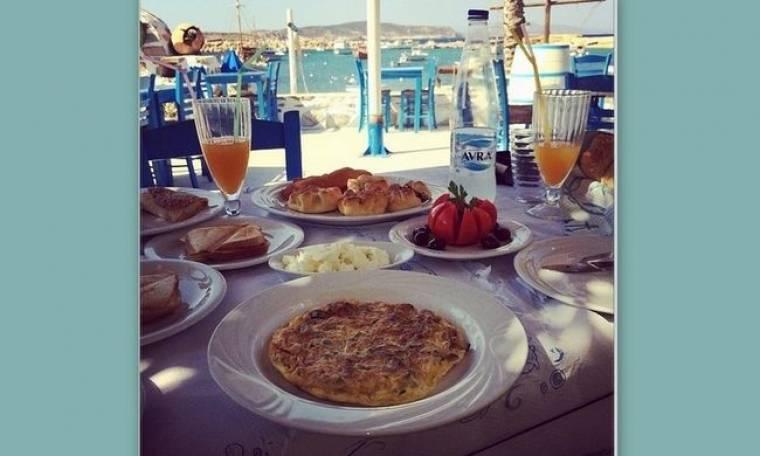 Το τέλειο πρωινό της…