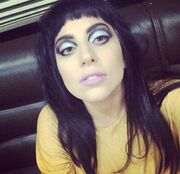 Η Lady Gaga αγαπά τους θαυμαστές και…