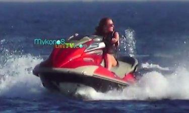 Οι νέες «περιπέτειες» της Lindsay Lohan στην Μύκονο!