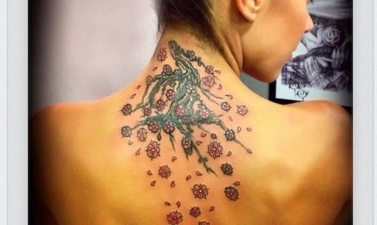 Το νέο τατουάζ της Πιερίδη