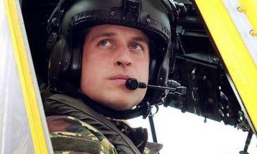 Ο πρίγκιπας William δουλεύει στις… αεροδιακομιδές