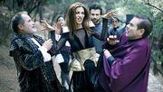 Δεν θα πιστεύετε πώς μεταμορφώθηκε η Κατερίνα Λέχου για θεατρικό ρόλο (φωτό)