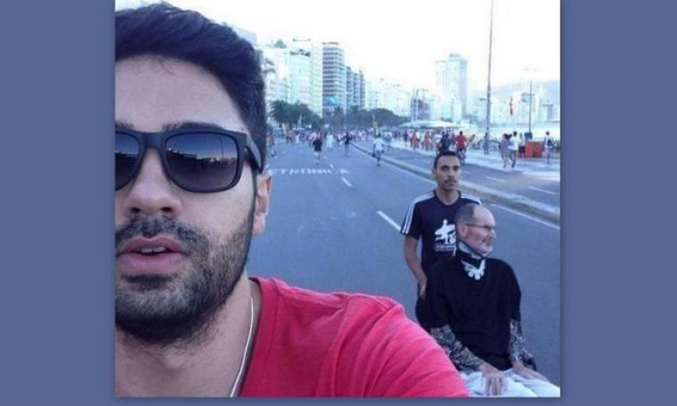 H selfie που κάνει πάταγο – Ο Στιβ Τζομπς ζει στην Βραζιλία