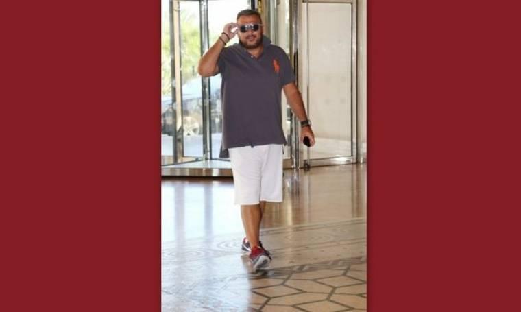 Αντώνης Ρέμος: Διακοπές στην Ρόδο χωρίς την αγαπημένη του