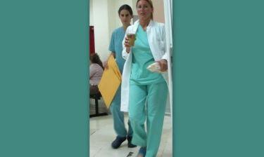Η χειρουργός Νατάσα!