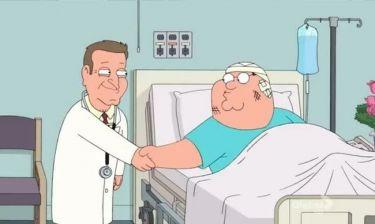 Ανατριχιαστική σύμπτωση: Το BBC, το Family Guy και η απόπειρα αυτοκτονίας
