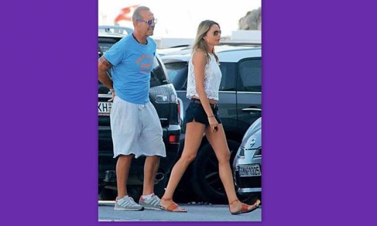 Πέτρος Κωστόπουλος - Τζένη Μπαλατσινού: Αυτός είναι ο λόγος που συναντήθηκαν ξανά!