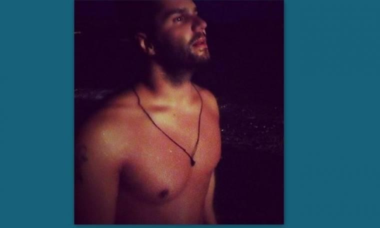 Γιώργος Τσαλίκης: Βραδινό μπάνιο στην Κύπρο