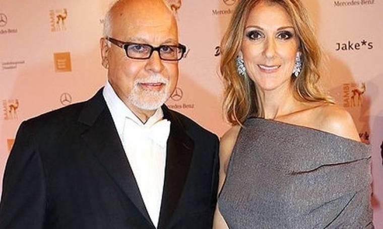 Celine Dion: Τι δήλωσε για τον καρκίνο του συζύγου της