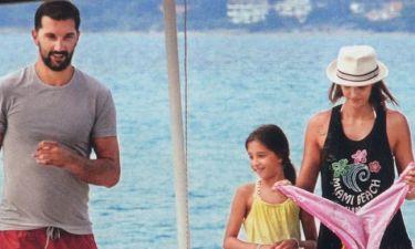 Καμηλά – Στογιάκοβιτς: Το οικογενειακό ραντεβού στην παραλία
