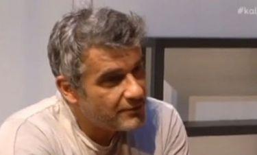 Κώστας Αποστολάκης: «Ο Μάρκος είναι ένα φαινόμενο»
