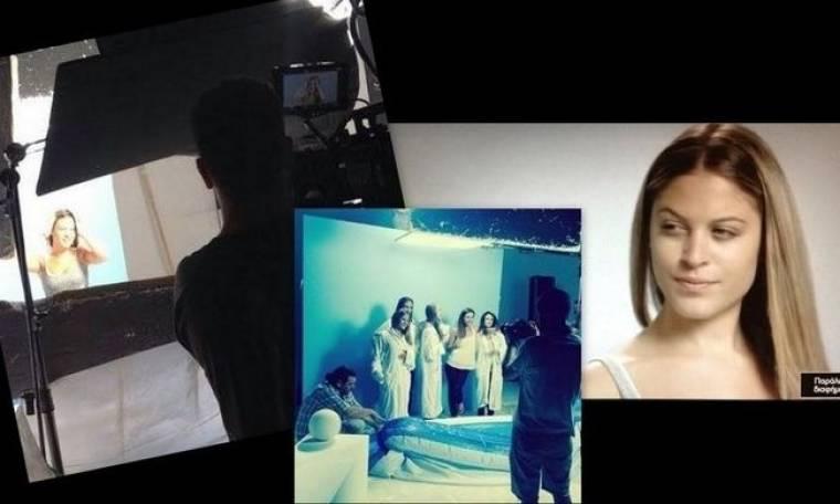 Ιωάννα Ζεμπερλίκου: Μετά τον Τόμας… πρωταγωνίστρια σε διαφήμιση! (Nassos blog)