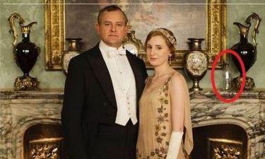 Βρείτε το λάθος! Τραγική γκάφα από τους δημιουργούς του Downton Abbey