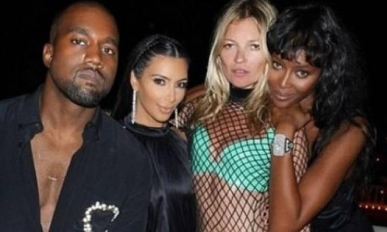Καημενούλα: Η Kim ξεκινάει αυστηρή δίαιτα εξαιτίας της... Kate Moss!