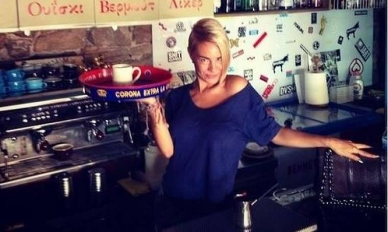 Ράνια Κωστάκη: Πήγε διακοπές και έπιασε δουλειά!