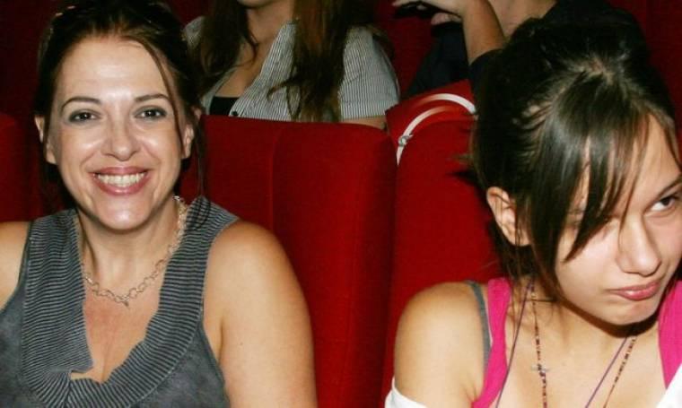 Ελένη Ράντου: «Είμαι περισσότερο φιλενάδα της κόρης μου»