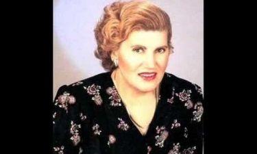 Φυλιώ Πυργάκη: «Είμαι 70 χρόνων»