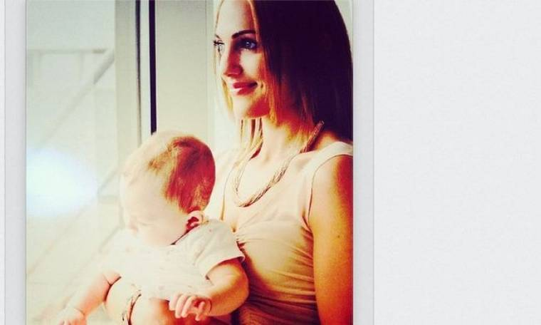 Μεριέμ Ουζερλί: Η τρυφερή φωτογραφία με την κόρη της