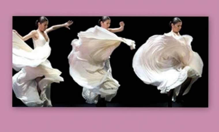 Η διάσημη Ισπανίδα χορεύτρια και χορογράφος Sara Baras στο Ηρώδειο